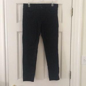 Joe's Women's Skinny Ankle Black Jeans sz 31